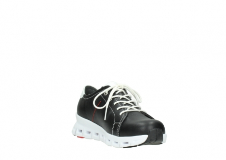 wolky sneakers 02051 mega 20000 black leather_17