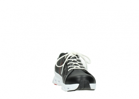wolky sneakers 02051 mega 20000 black leather_18