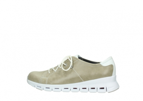 wolky sneakers 02051 mega 30381 sand weiss leder_2