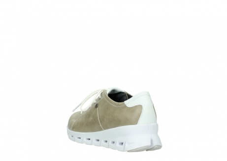 wolky sneakers 02051 mega 30381 sand weiss leder_5