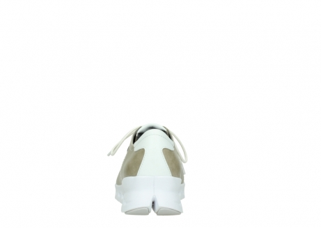wolky sneakers 02051 mega 30381 sand weiss leder_7