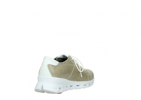 wolky sneakers 02051 mega 30381 sand weiss leder_9