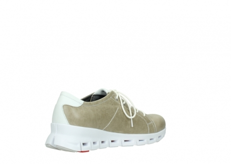 wolky sneakers 02051 mega 30381 sand weiss leder_10