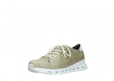 wolky sneakers 02051 mega 30381 sand weiss leder_22