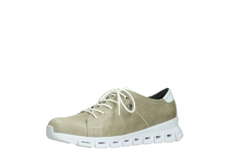 wolky sneakers 02051 mega 30381 sand weiss leder_23