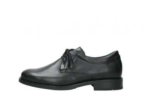 wolky lace up shoes 02180 santiago 31000 black leather_1