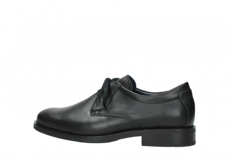 wolky lace up shoes 02180 santiago 31000 black leather_2