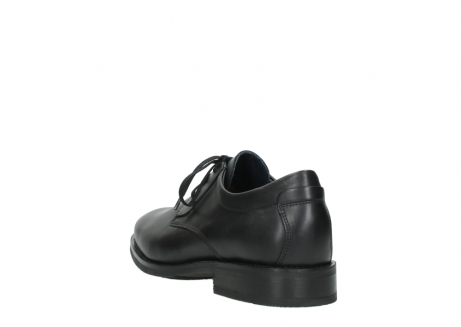 wolky lace up shoes 02180 santiago 31000 black leather_5