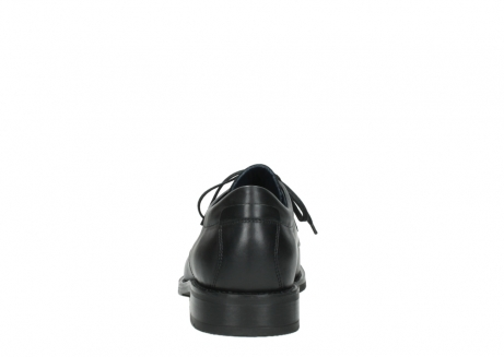 wolky lace up shoes 02180 santiago 31000 black leather_7