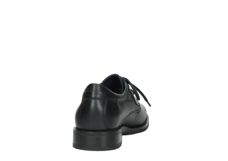 wolky lace up shoes 02180 santiago 31000 black leather_8