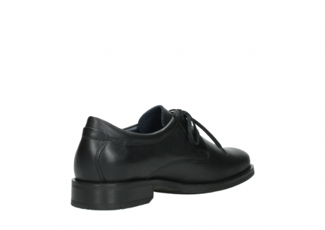 wolky lace up shoes 02180 santiago 31000 black leather_10