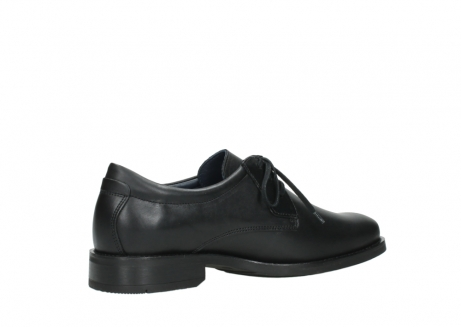 wolky lace up shoes 02180 santiago 31000 black leather_11