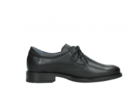 wolky lace up shoes 02180 santiago 31000 black leather_13