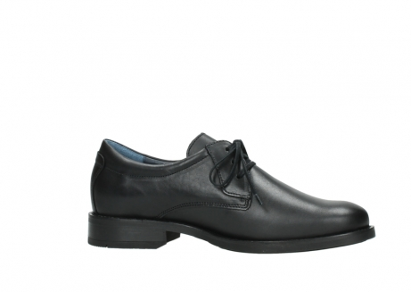 wolky lace up shoes 02180 santiago 31000 black leather_14