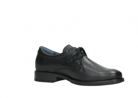 wolky lace up shoes 02180 santiago 31000 black leather_15