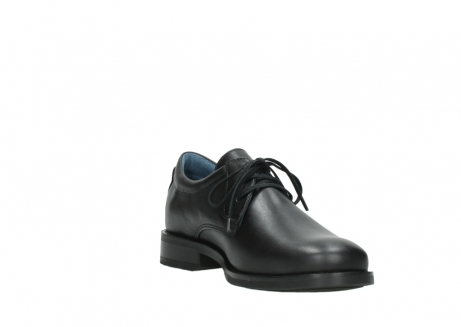 wolky lace up shoes 02180 santiago 31000 black leather_17