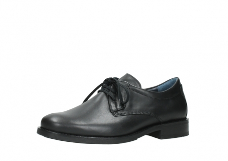 wolky lace up shoes 02180 santiago 31000 black leather_23