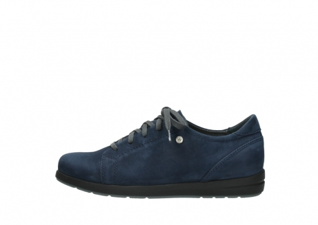 wolky lace up shoes 02420 kinetic 13800 blue nubuckleather_1