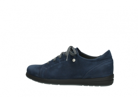 wolky lace up shoes 02420 kinetic 13800 blue nubuckleather_2