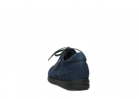 wolky lace up shoes 02420 kinetic 13800 blue nubuckleather_6