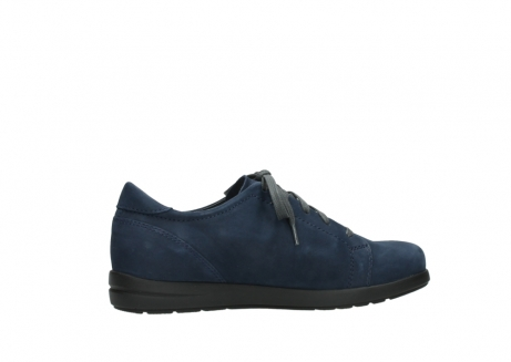 wolky lace up shoes 02420 kinetic 13800 blue nubuckleather_12