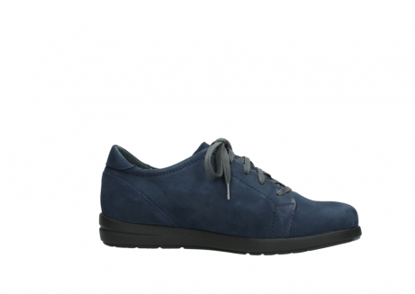 wolky lace up shoes 02420 kinetic 13800 blue nubuckleather_14