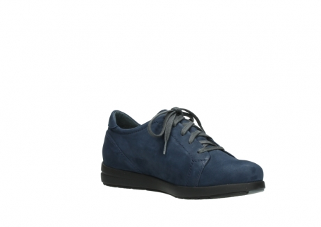 wolky lace up shoes 02420 kinetic 13800 blue nubuckleather_16