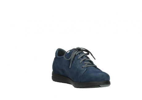 wolky lace up shoes 02420 kinetic 13800 blue nubuckleather_17