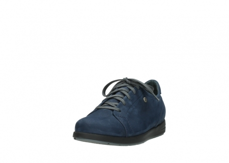 wolky lace up shoes 02420 kinetic 13800 blue nubuckleather_21