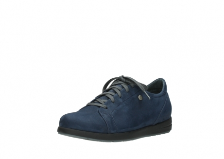 wolky lace up shoes 02420 kinetic 13800 blue nubuckleather_22