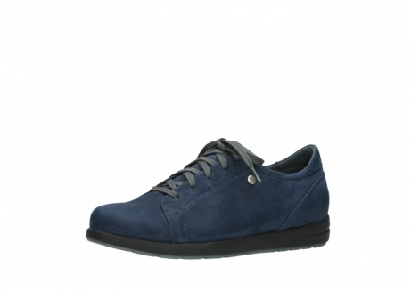 wolky lace up shoes 02420 kinetic 13800 blue nubuckleather_23