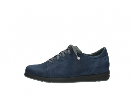 wolky lace up shoes 02420 kinetic 13800 blue nubuckleather_24