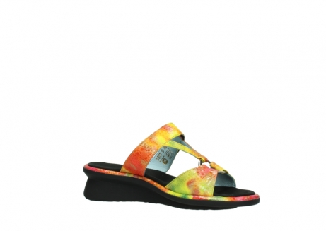 wolky slippers 03307 isa 91990 yellow multi leather_15