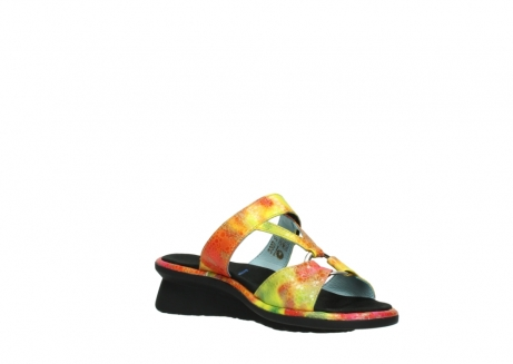 wolky slippers 03307 isa 91990 yellow multi leather_16