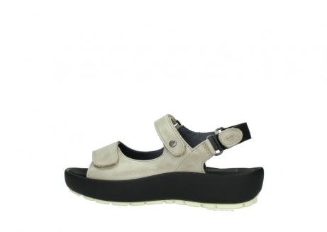 wolky sandalen 03325 rio 30150 taupe leder_2