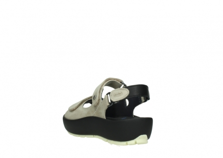 wolky sandalen 03325 rio 30150 taupe leder_5