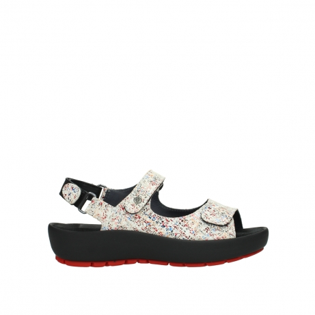 76558162688a Wolky Schuhe 03325 Rio in alt weiss multi Suede bequem online ...