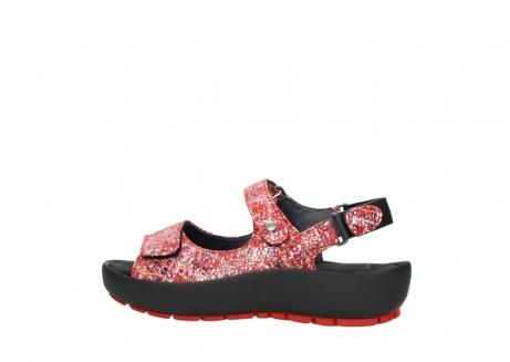 wolky sandalen 03325 rio 40950 rot multi suede_2