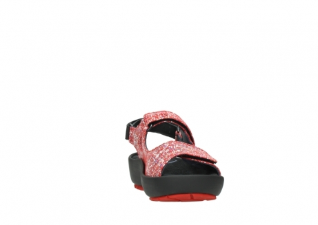 wolky sandalen 03325 rio 40950 rot multi suede_18
