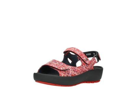 wolky sandalen 03325 rio 40950 rot multi suede_22