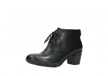 wolky lace up boots 03675 bighorn 30002 black leather_23