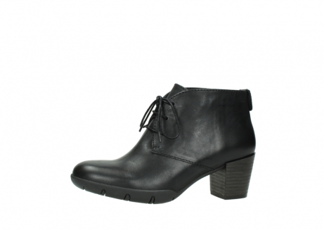 wolky lace up boots 03675 bighorn 30002 black leather_24
