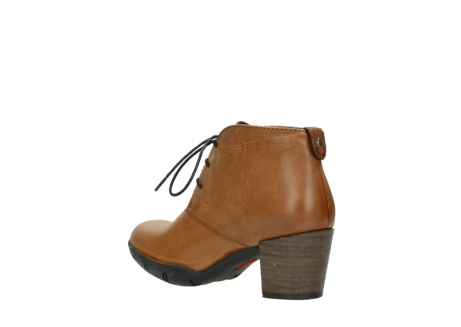 wolky bottines a lacets 03675 bighorn 30432 cuir cognac_4