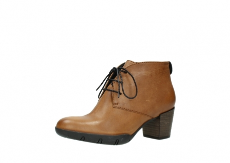 wolky lace up boots 03675 bighorn 30432 cognac leather_23
