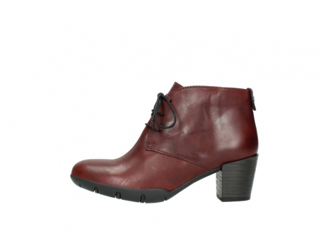 wolky bottines a lacets 03675 bighorn 30512 cuir bordeaux_1