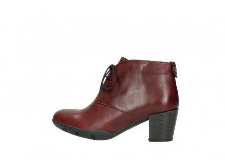 wolky lace up boots 03675 bighorn 30512 bordo leather_2