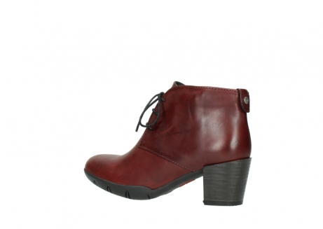 wolky lace up boots 03675 bighorn 30512 bordo leather_3