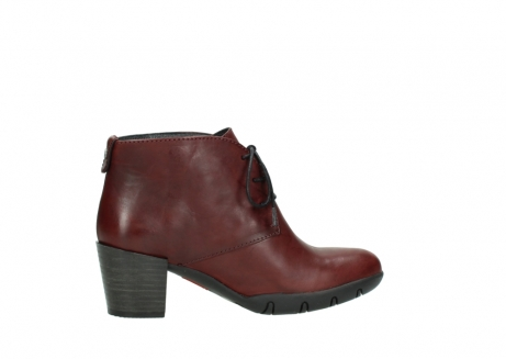 wolky lace up boots 03675 bighorn 30512 bordo leather_12