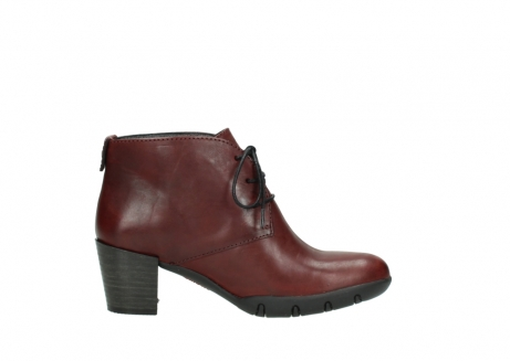 wolky bottines a lacets 03675 bighorn 30512 cuir bordeaux_13