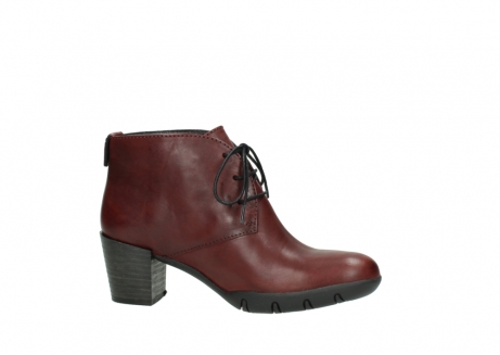 wolky lace up boots 03675 bighorn 30512 bordo leather_14